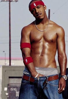 Marques houston sexy naked pictures