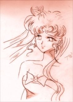 Queen Serenity by triciavictoria.deviantart.com on @deviantART