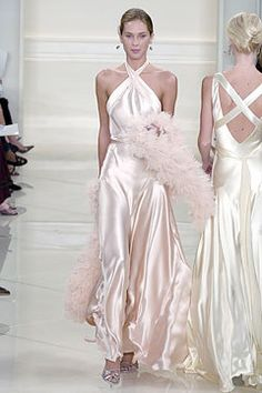 Ralph Lauren Spring 2005 Ready-to-Wear Fashion Show - Erin Wasson