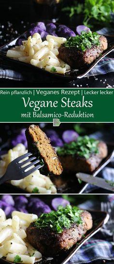 Vegane Steaks