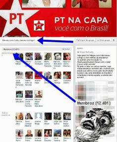Grupo que defende o Lula no Facebook! http://sarcasmolongavida.blogspot.com.br/2014/04/grupo-no-facebook-que-defende-o-lula.html