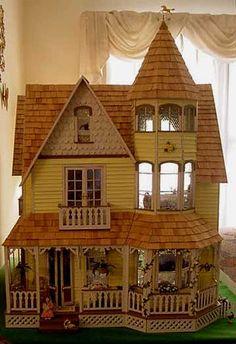 Garfield - Dollhouse Delights - Gallery - The Greenleaf Miniature Community