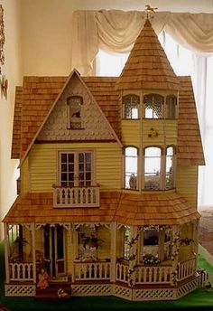 Garfield - Dollhouse Delights - Gallery - The Greenleaf Miniature Community
