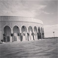 A beautiful mosque.