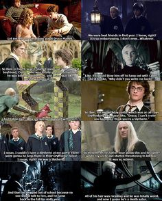 Harry Potter + Mean Girls = epicness