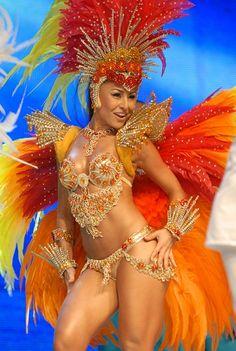 Como as famosas se preparam para o Carnaval carioca - COTIDIANO