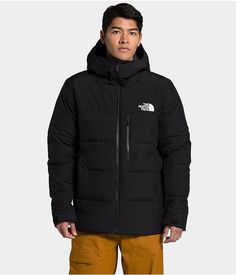 Men's Corefire Down Jacket | The North Face Winter Jackets, Men's Jackets, Camo Print, North Face Jacket, Stay Warm, The North Face, Fitness Models, Vests, Rain