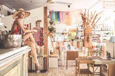 Lido di Jesolo travel restaurant interiors design travel