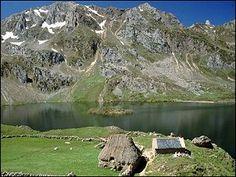 El Lago del Valle (Somiedo)