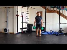 The 20-Minute Kettlebell Couplets Workout for Brute Strength | Men's Fitness
