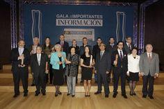 Los galardonados, y nosotros ; )