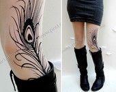 tattoo socks!