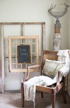 Vintage Whites Blog: A Shop-Owner's Gorgeous Renovated Home