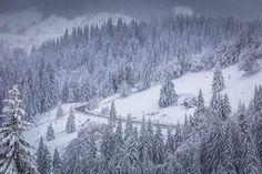 Winter Photos, Romania, Chill, Mountains, Nature, Travel, Outdoor, Drill Bit, Winter Pictures