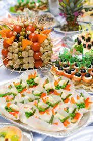 Resultado de imagem para plats pour aperitifs