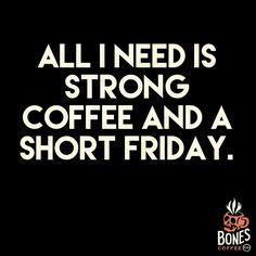 Sign me up. #coffee #highvoltage bonescoffee.com