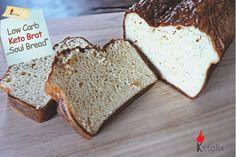 Low Carb Keto Brot Soul Bread