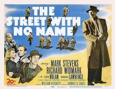 The Street with No Name (1948) Richard Widmark ,Film Noir