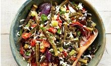 Beetroot blinis, plus miso chicken with Asian slaw recipes | Yotam Ottolenghi | Life and style | The Guardian