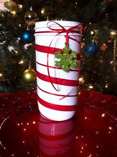 Teacher Gift Christmas, Treat Jar, Christmas Mason Jar, Table Decor,  by tinamarietwo on Etsy