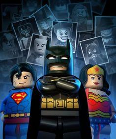 Lego Batman The Videogame!
