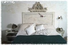 Es war einmal Shabby Style, Shabby Chic, Bed, Vintage, Furniture, Home Decor, Old Furniture, Kid Furniture, Bedrooms