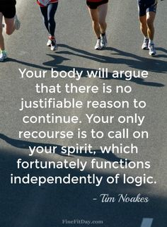 8 inspirational running quotes guaranteed to make you want to go out and run right now - because sometimes a little motivation goes a long way. Triathlon Motivation, Running Motivation, Fitness Motivation, Marathon Motivation, Fitness Fun, Health Fitness, Running Workouts, Running Tips, Fun Workouts