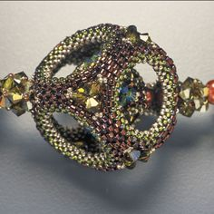 THE ULTIMATE BEADED BEAD by Laura McCabe