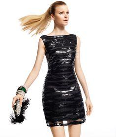 Pronovias apresenta o seu vestido de festa Zurich da coleção Curtos 2013. | Pronovias