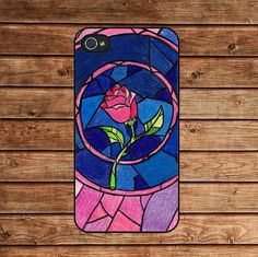 @Jenny Buehler - Beauty and the Beast--iphone 4 case,iphone 4s case  ,in plastic or silicone case. $12.99, via Etsy.