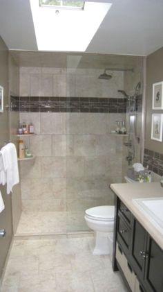 Top 175+ Best Modern Bathroom Shower Ideas For Small Bathroom http://goodsgn.com/bathroom/175-best-modern-bathroom-shower-ideas-for-small-bathroom/