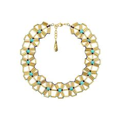 Cleopatra Necklace by Reminiscence