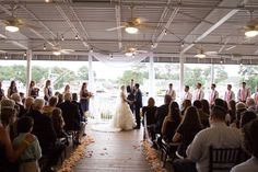 Our #outdoor, #rustic, #august wedding! <3