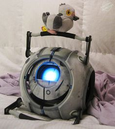 Furin Cosplay: Wheatley