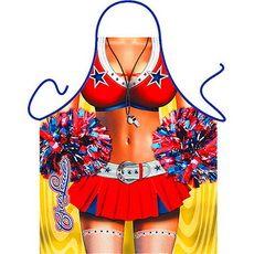 Delantal Cocina Sexy Cheerleader - Regalos007.com