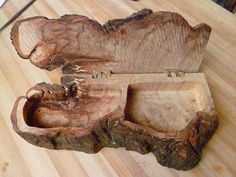 rustic jewelry box by AndrésB, via Flickr