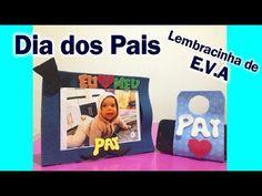 ★ Lembrancinha para DIA DOS PAIS ♥ Porta retrato e Porta carregador de c...