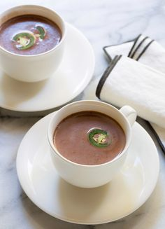 Jalapeno Hot Chocolate