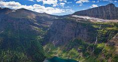 Triple Divide Peak. Glacier National Park Backpacker Magazine
