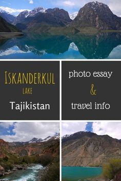 Could someone recommend me a good website/travelling guidebook/essay for travelling Central Asia?