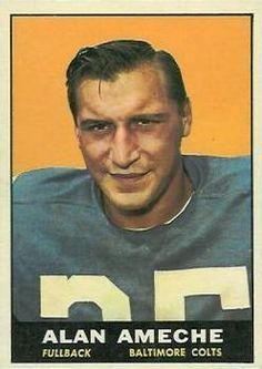 3 - Alan Ameche - Baltimore Colts
