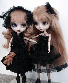 Pullip Dolls- Gothic