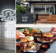 [ New blog post! ] Burger ~ Like a Boss ~ More about the project at www.thebakingideas.com