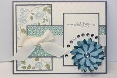SC320 Short & Sweet Birthday Card by sn0wflakes - Cards and Paper Crafts at Splitcoaststampers
