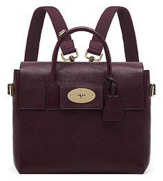MULBERRY Cara Delevigne bag