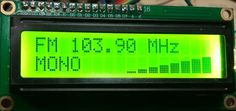 Arduino Radio, Arduino Code, Arduino Uno