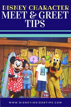 Young or old, people traveling to Walt Disney World love getting their picture taken with their favorite character. While it is fun to pose for pictures and get autographs with characters, be sure to use these tips. via @disneyinsider