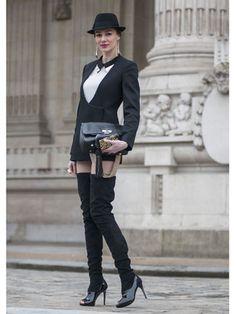 Day 1 Street Style at Paris Fashion Week