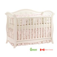 """Chloe """"4-in-1"""" Convertible Crib - love this crib if I can find it cheaper!!"""