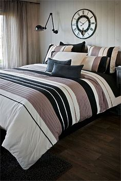 Buy Discount Homeware Online - Bed Linen, Kitchenware, Bathroomware, Storageware, Home Decorating - Paige Duvet Cover Set